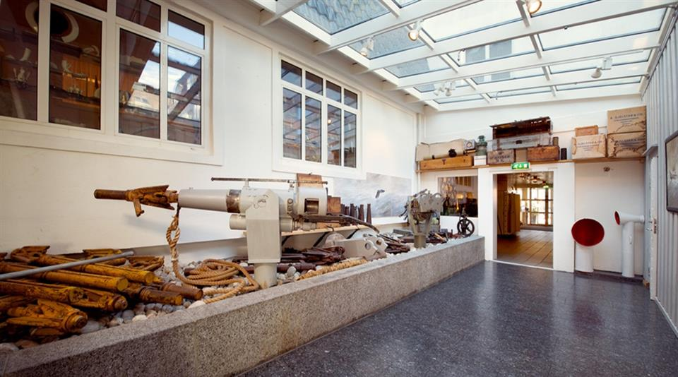 Clarion Collection Hotel Atlantic Interior