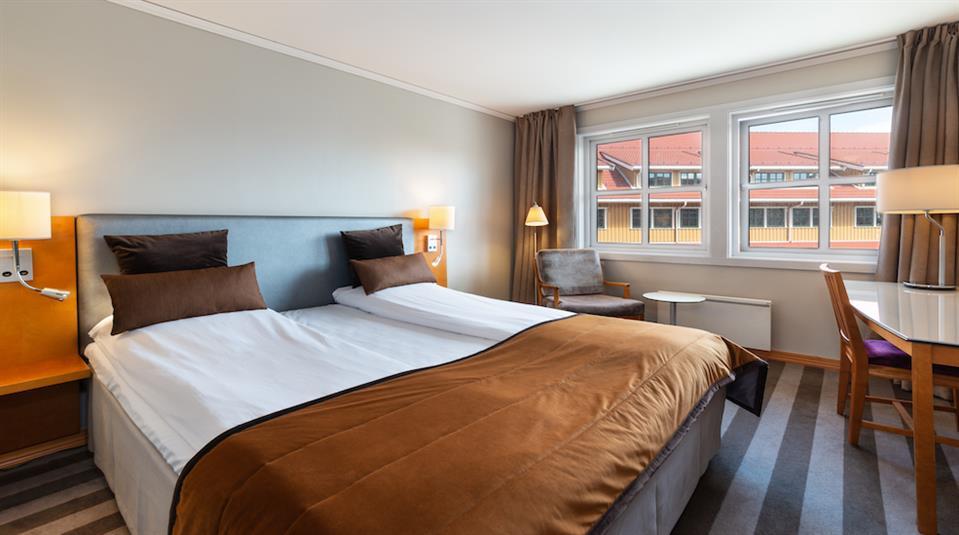 Quality Hotel Sarpsborg Dubbelrum