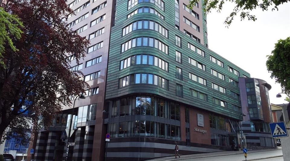 Clarion Hotel Stavanger Fasad