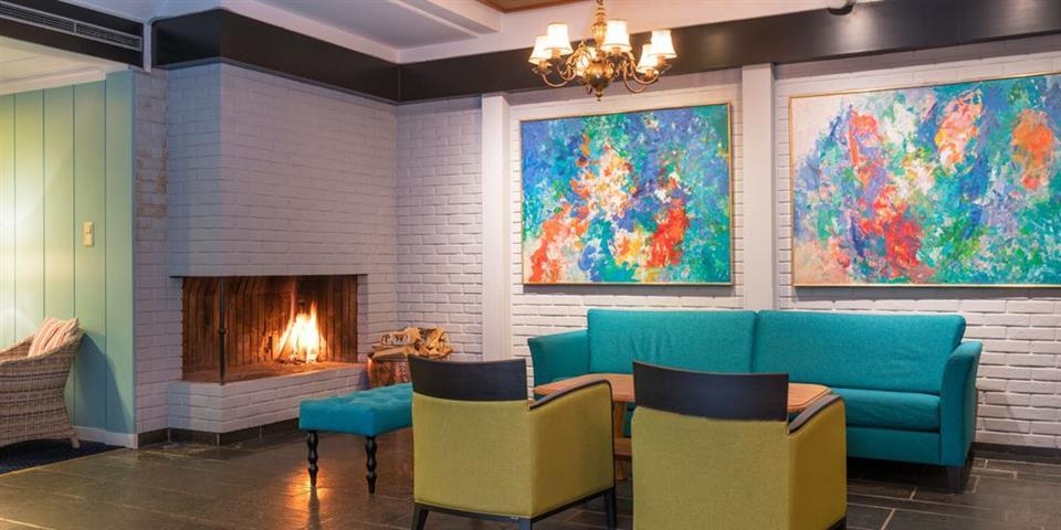 Thon Hotel Skeikampen Lobby