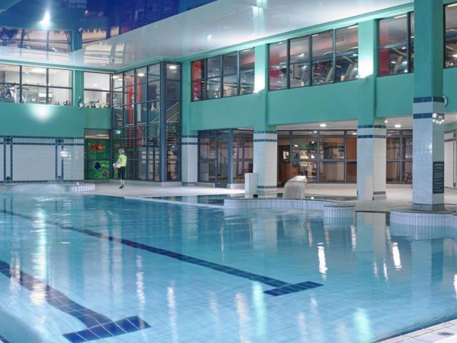 Kilkenny Ormonde Hotel Swimming Pool