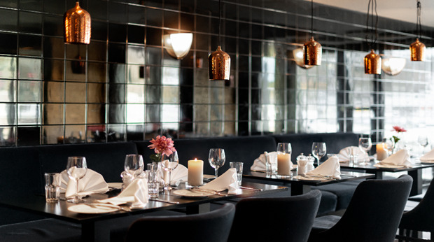 Quality Hotel Grand Kongsberg Café Pi