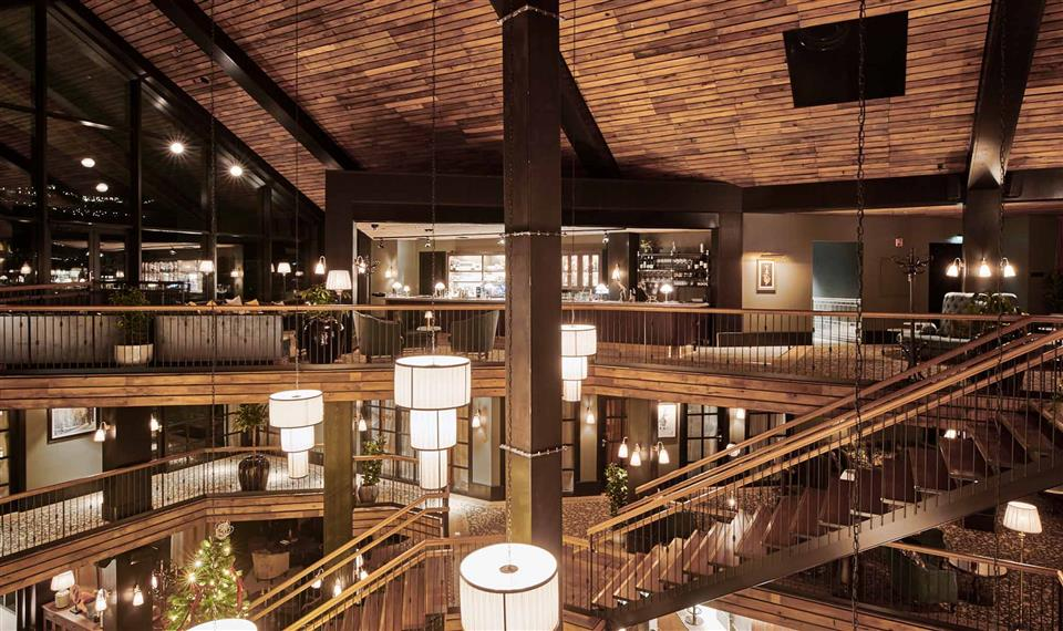 Fyri Resort Interior