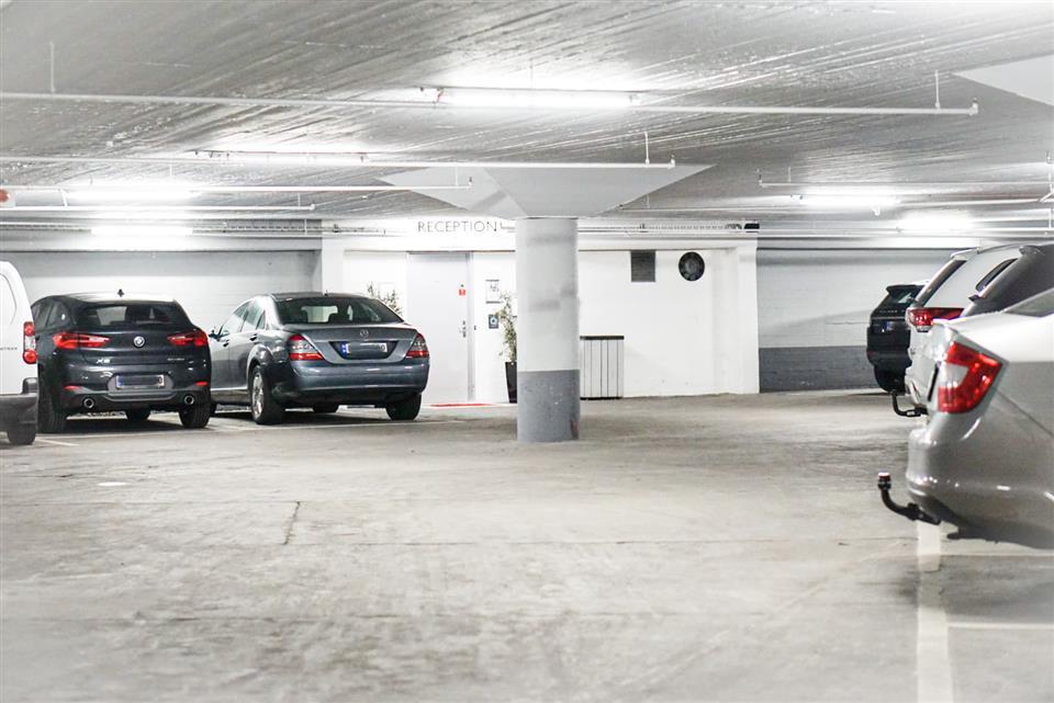 Parkering garage