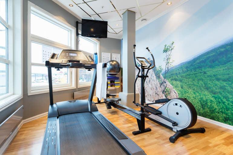 Scandic Kristiansund Gym