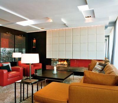 Fitzwilliam HOtel lounge