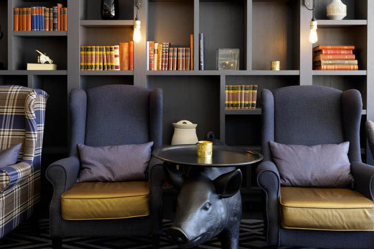Scandic Byporten Lounge