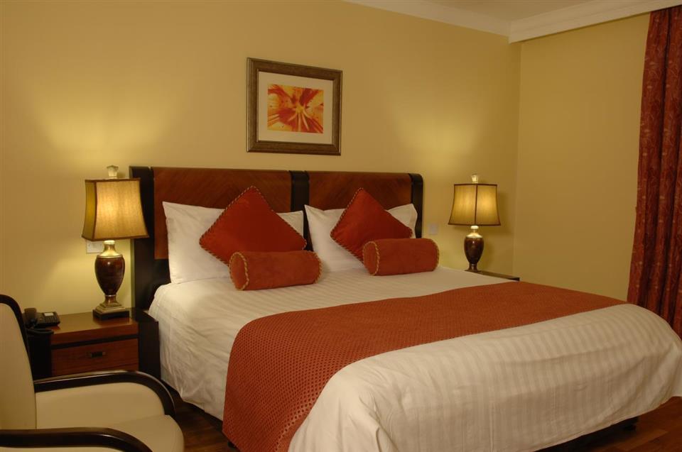 Villa Rose Hotel & V Spa Bedroom