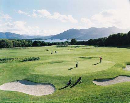 Castlerosse Holiday Homes golf