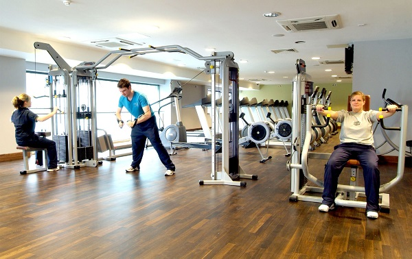 Treacys Hotel Waterford Gym