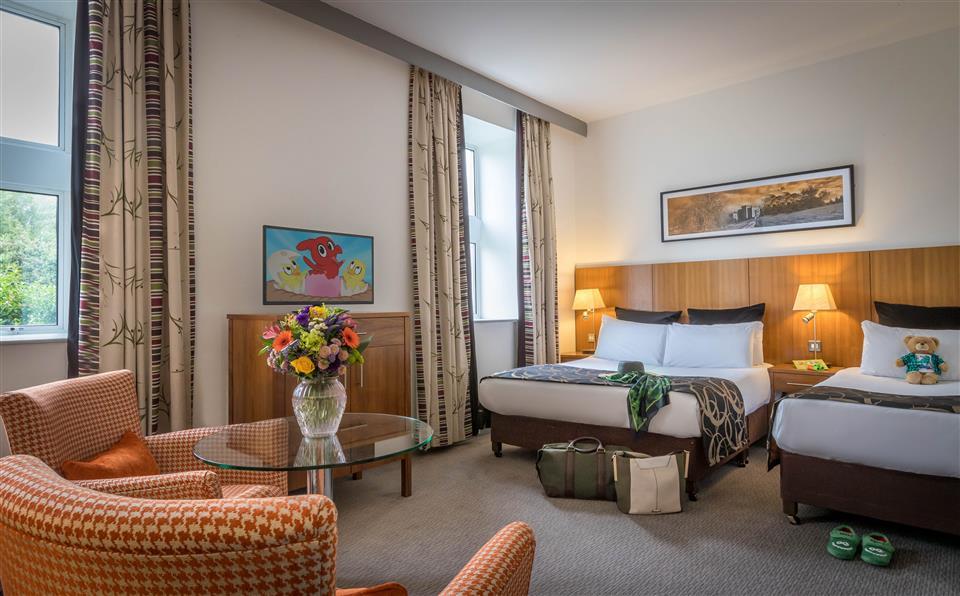 Clayton Hotel Sligo Family bedroom