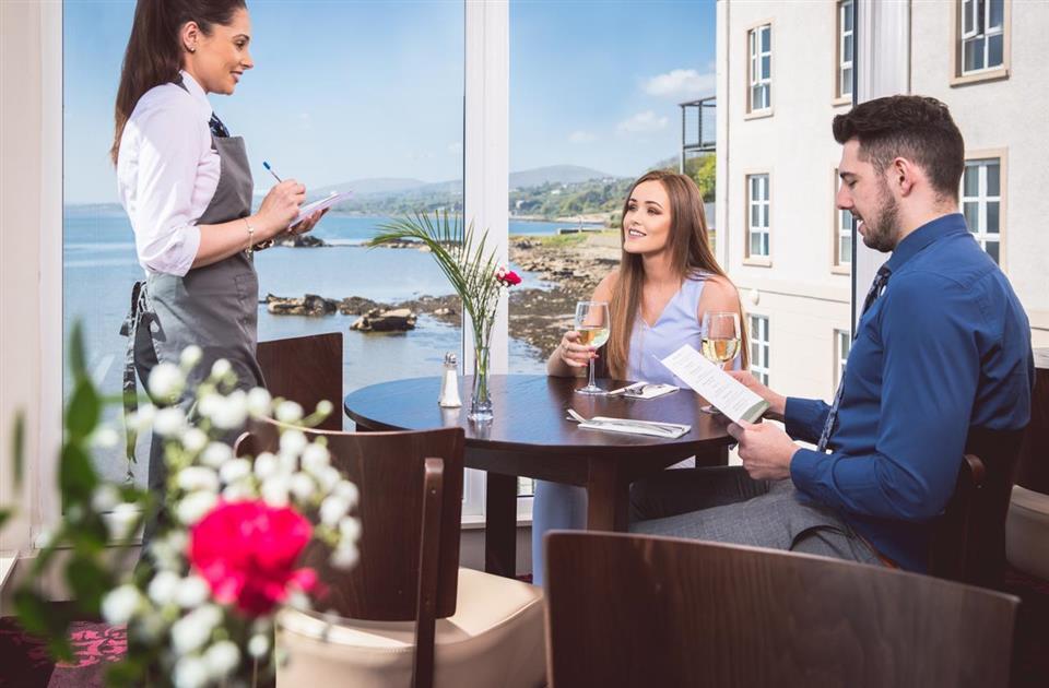 Redcastle Hotel Restaurant