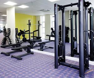 Maldron Hotel Limerick Gym