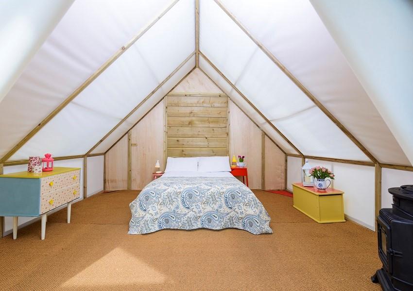Romantic Suites at Killarney Glamping