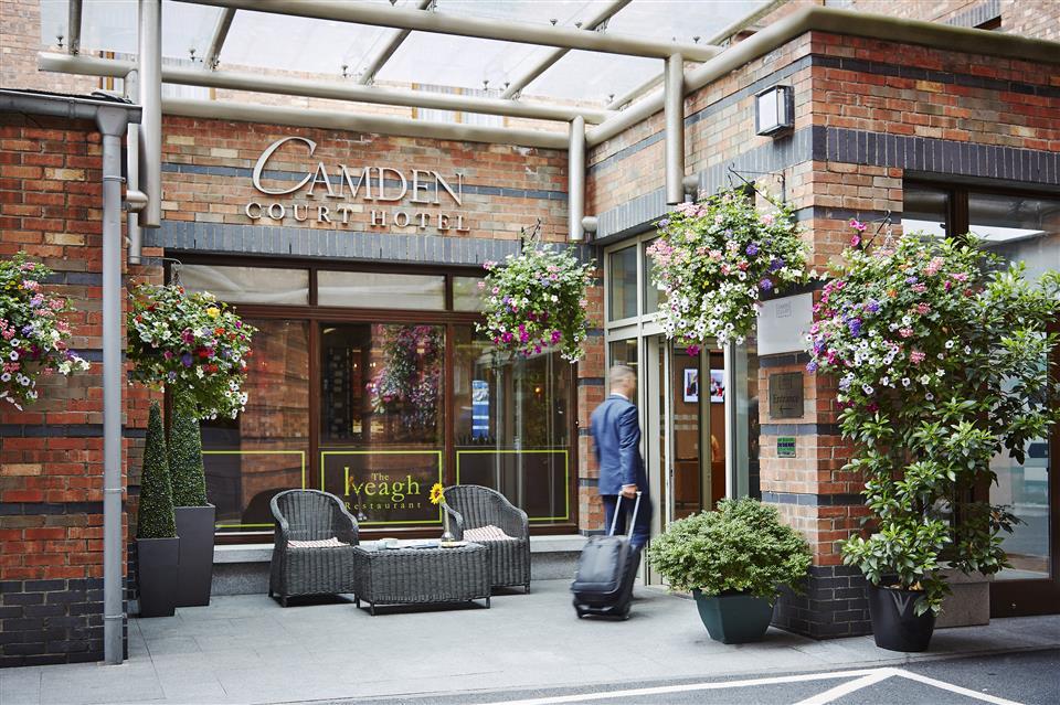 Camden Court Hotel Exterior