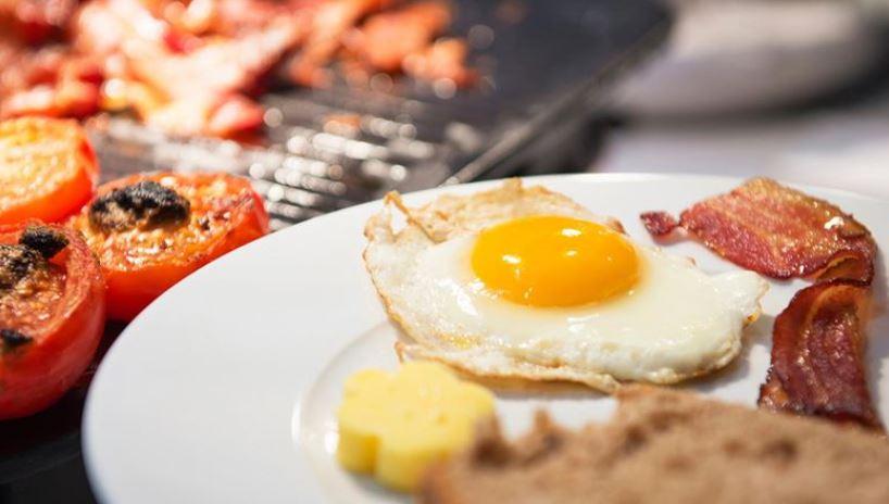 Thon Hotel Panorama Frukost