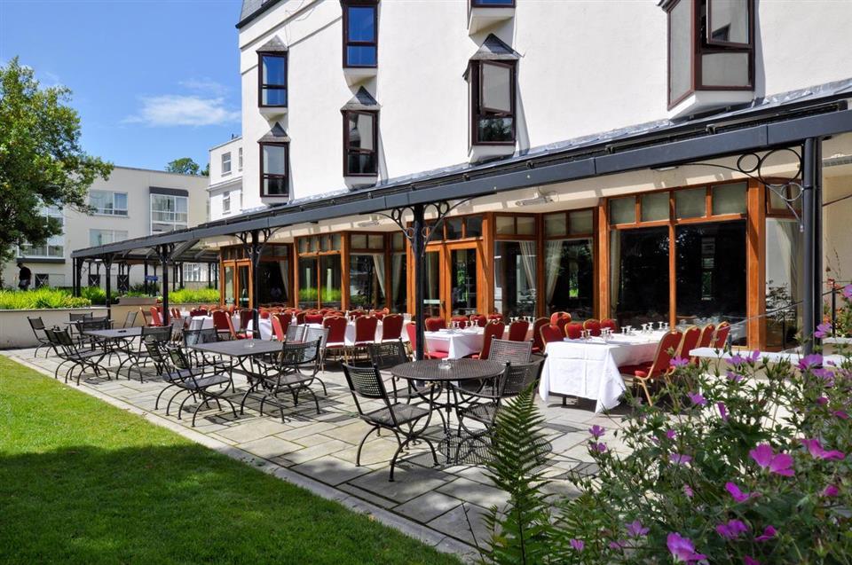 Ardilaun Hotel Patio