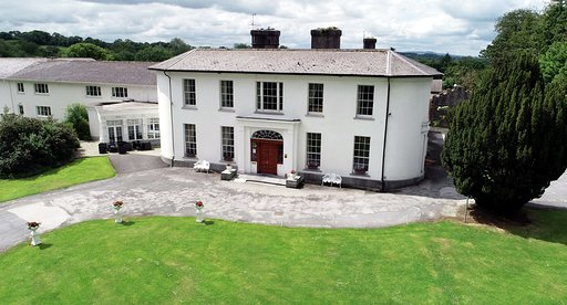 Exterior of Springfort Hall Country House Hotel