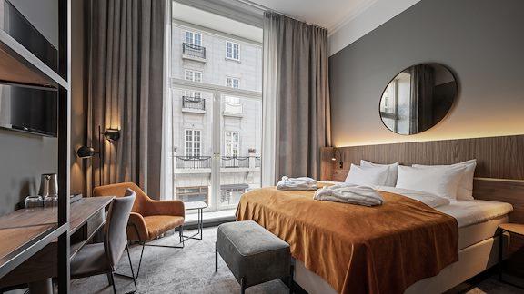 Karl Johan Hotell Superior Dubbelrum