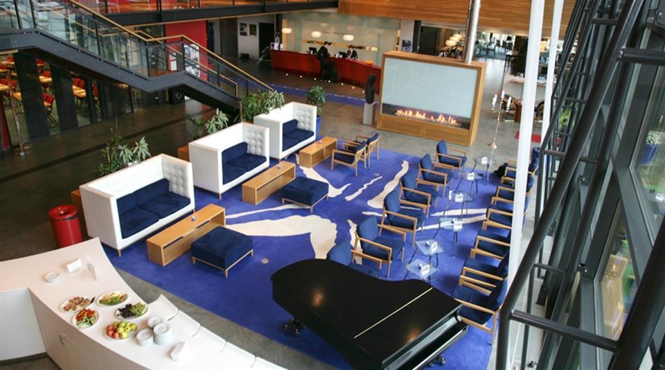 Quality Hotel Ulstein Lobby