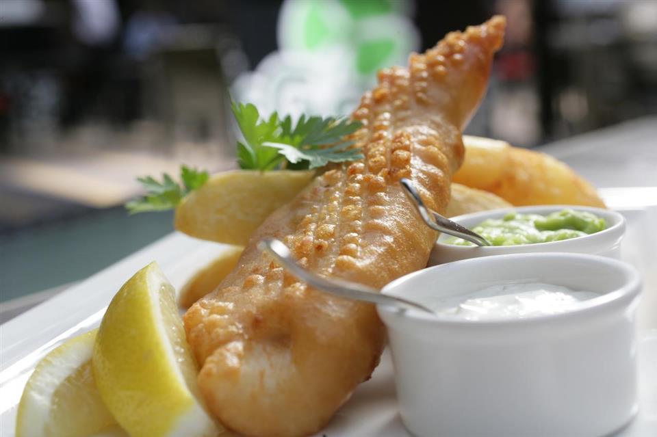 Clanree Hotel Letterkenny Food