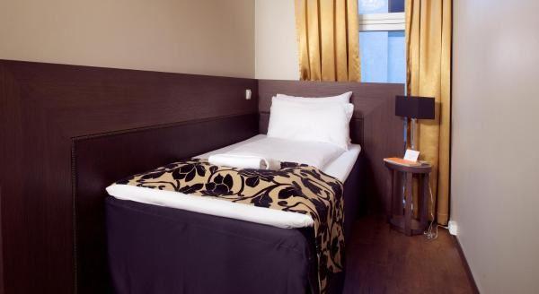 Banken Hotel Enkel rum