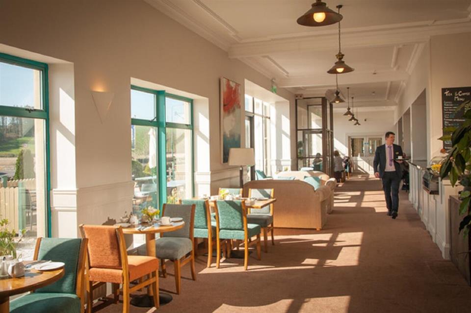 Celtic Ross Hotel Lobby