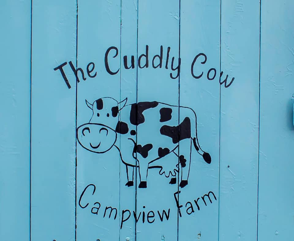 Cuddly Cow Exterior