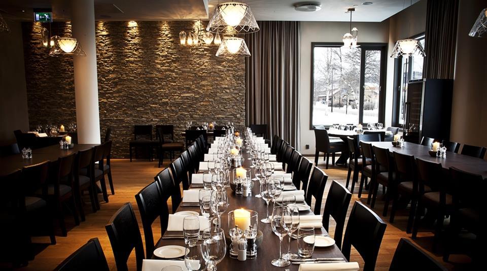 Quality Hotel Skifer Restaurang