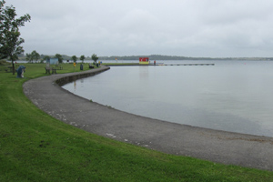 Loughrea Hotel Lake walk