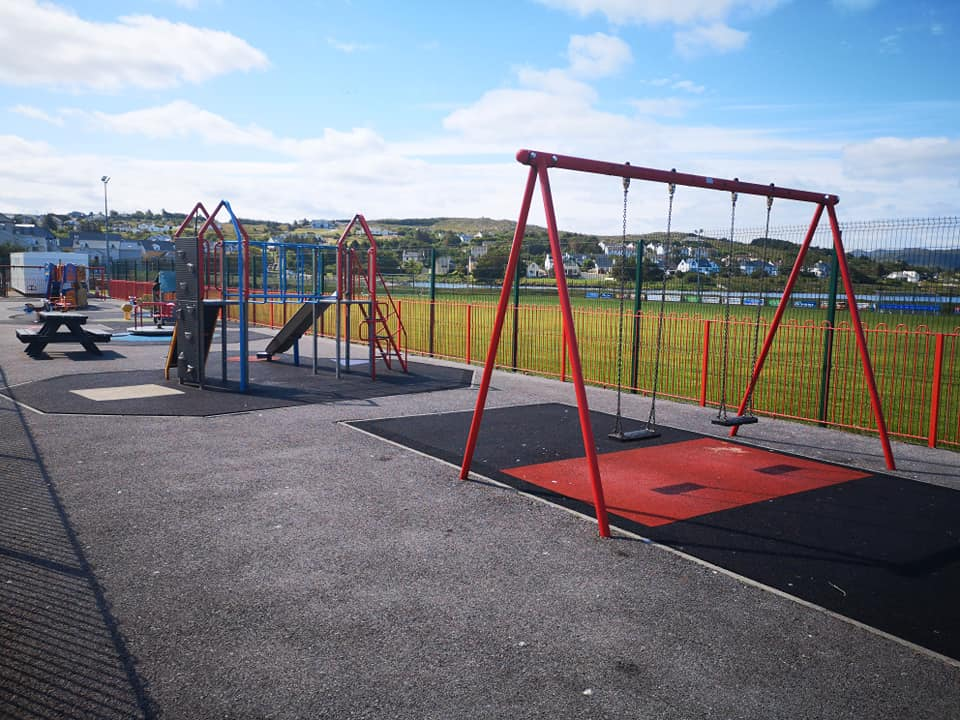 Fairgreen Holiday Cottages Playground