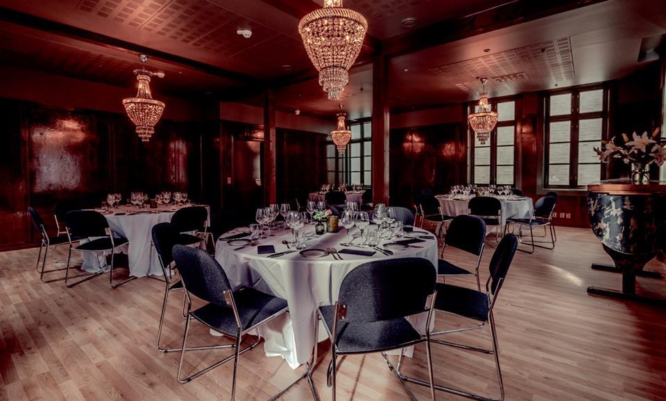 Magic Hotel Korskirken Matsal