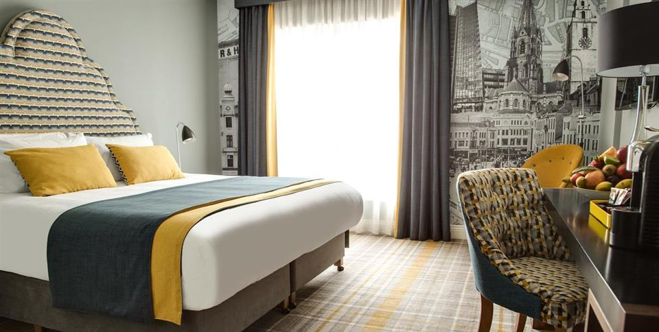 The Montenotte Hotel Bedroom