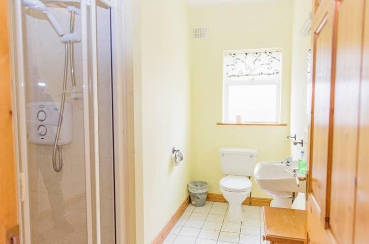Bunhovil Holiday Cottage Bathroom