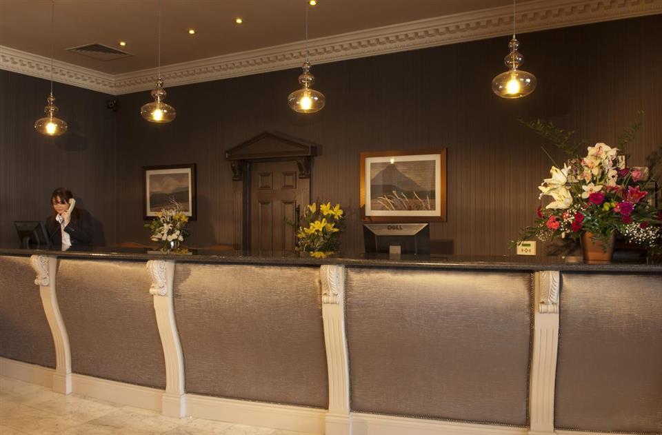 Clanree Hotel Letterkenny Reception