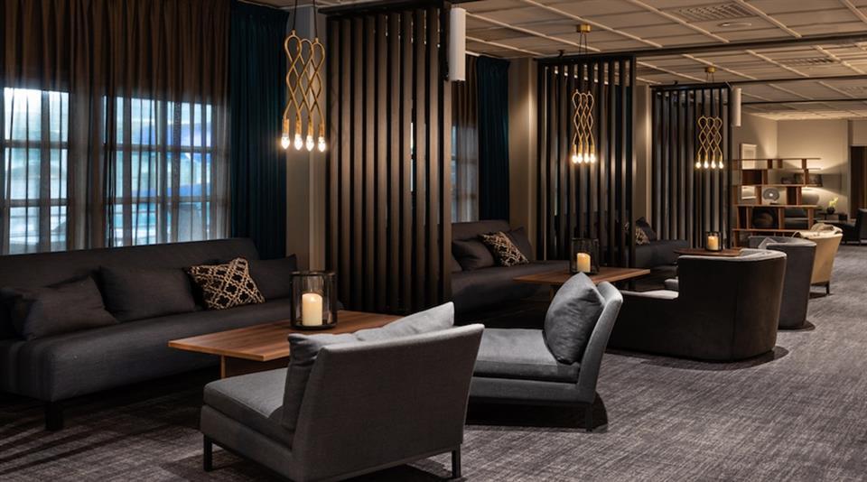 Quality Hotel Sarpsborg Lounge