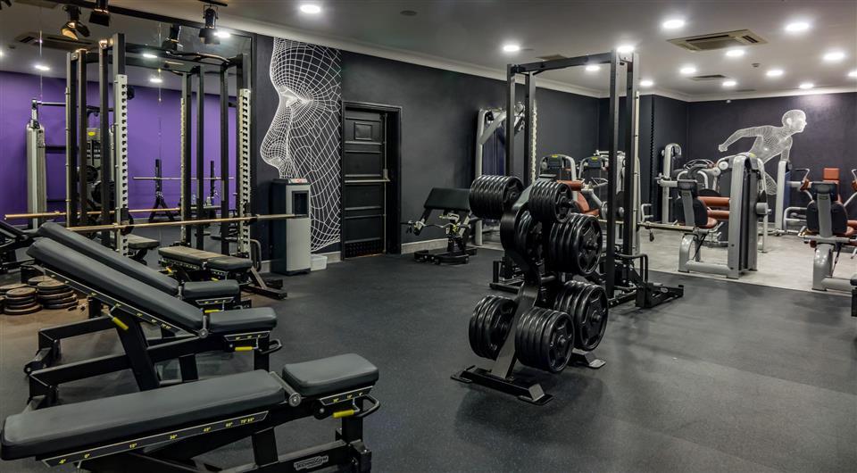 Midleton Park Hotel Gym 2