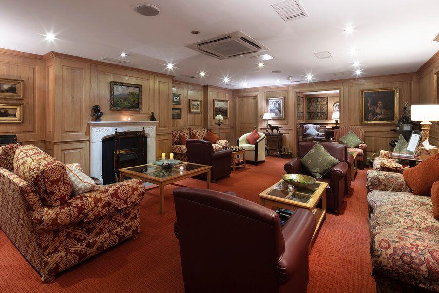 Brooks Hotel Lounge