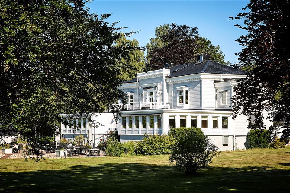 Aspenäs Herrgård Byggnad
