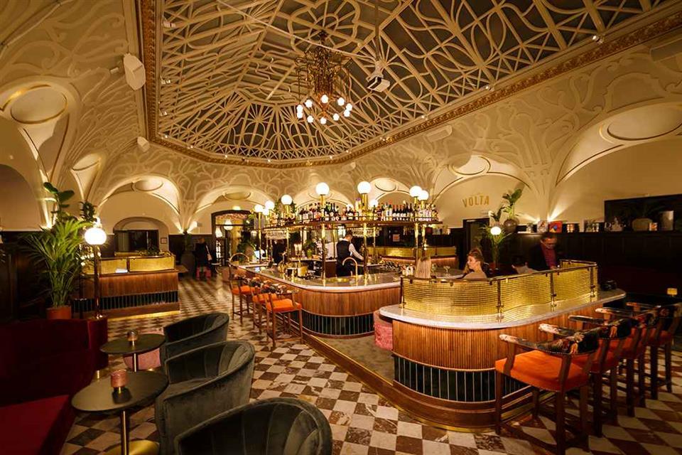 The Vault Hotel  Lobby