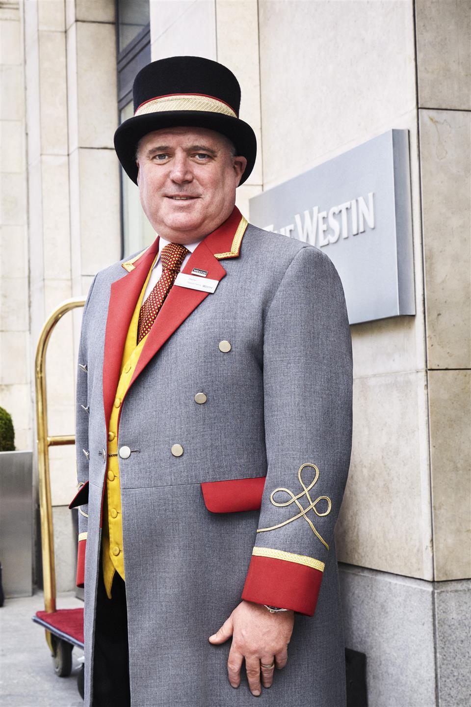 The Westin Concierge