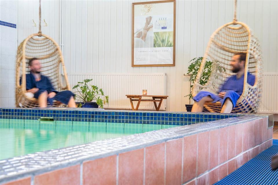 Mora Hotel & Spa Inomhuspool
