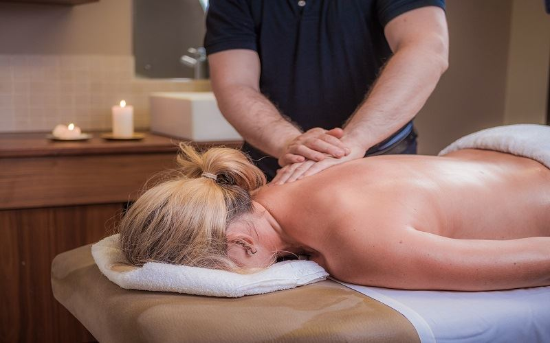 Nordfjord Hotell Massage