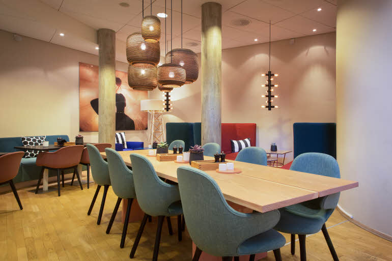 Scandic Grensen Lounge