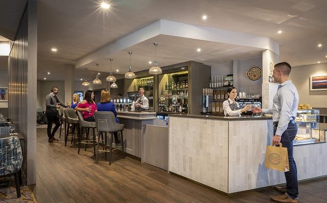 Maldron Hotel Sandy Road Galway restaurant