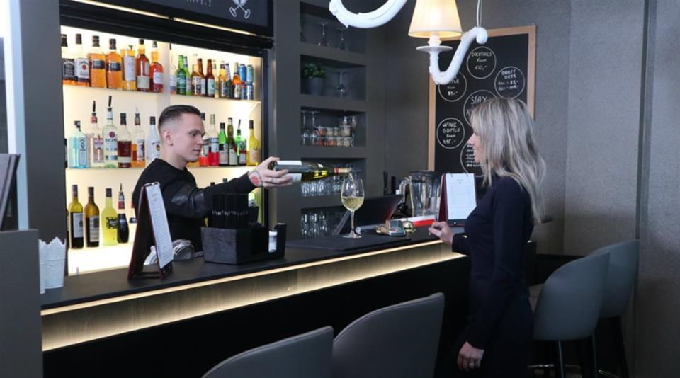 Clarion Collection Hotel Skagen Brygge Bar