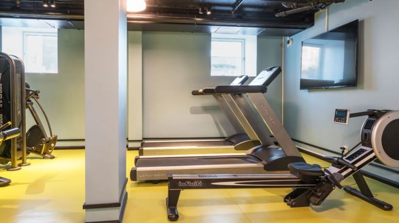 Thon Hotel Linne Gym