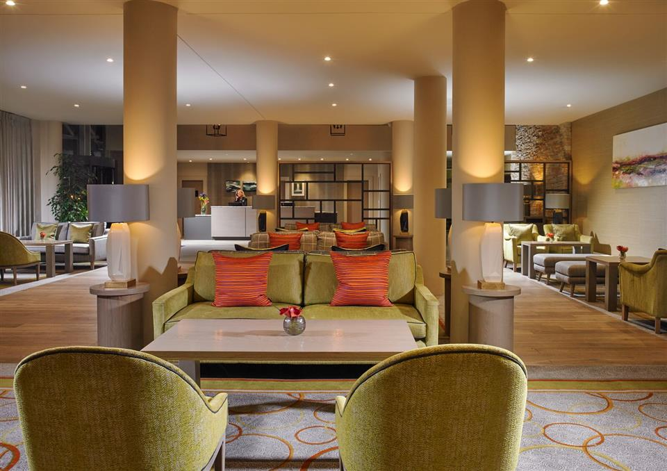 Sligo Park Hotel & Leisure Centre lobby