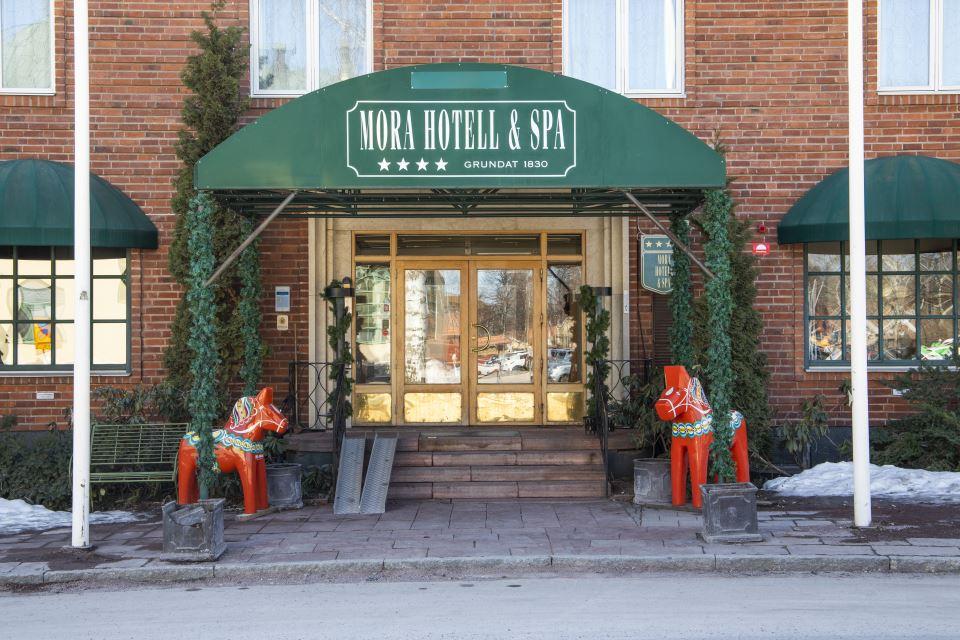 Mora Hotel & Spa Fasad