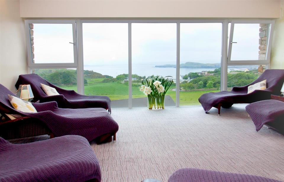 The Shandon Hotel & Spa Relaxation Area